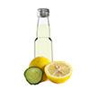 Gurken-Zitronenlikör